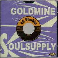 45 PHOBIA Various Artists NEW SEALED RARE NORTHERN SOUL CD (GOLDMINE SOUL SUPPLY
