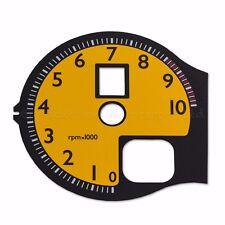 360 Modena/Spider Tachymètre panneau en jaune avec 430 numérique stiling