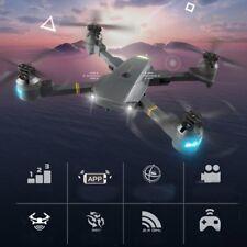 TX-1 WIFI FPV 2MP HD Camera High Hold Foldable Arm Drone Quadcopter TechRC Drone