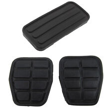 Pedales Pedal Caps Goma Freno Embrague Gas Pedal Cubierta para VW Audi Seat
