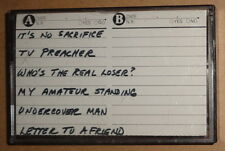 Kenny Gwyn  - Rare Demo Cassette Tape, 1991 -  6 Tracks. With handwritten note.