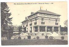 CPA 91 - SAINTE GENEVIEVE DES BOIS (Essonne) - Route de Fleury - 558