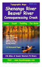 Paddler's Mapbook - Shenango River, Connoquenessing Creek, Beaver River
