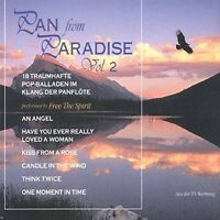 Free the Spirit Pan from paradise 2 (1995) [CD]