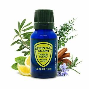 ESSENTIAL GUARD Pure Thieves Essential Oil Blend