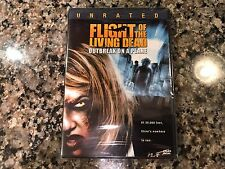 Flight Of The Living Dead New Sealed DVD! 2007 Airborne Turbulence Gone The Dead