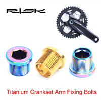 M5x40mm Titanium Bike Computer Holder Fixed Bolt MTB Bicycle Speedometer Screw