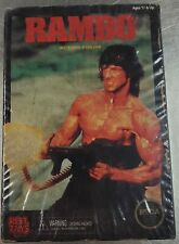 RAMBO : FIRST BLOOD ACTION FIGURE by NECA REEL TOYS - New in box *RARE OOP*