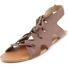 Sandali e scarpe beige gladiatori per il mare da donna