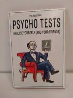 The Redstone Psycho Tests, night in , analyse  family & friends, fun game,