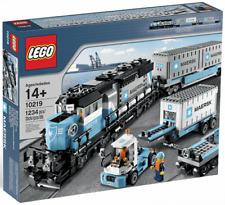 Nuovo Lego Creatore Maersk Treno 10219