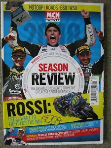 MCN Sport Season Review 2018 Valentino Rossi Marc Marquez Honda RC213V Ducati