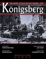 Revolution Wargames Konigsberg: The Soviet Attack on East Prussia New In Ziploc