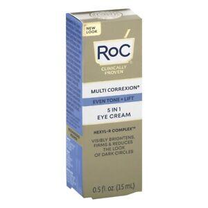 RoC Multi Correxion 5 In 1 Eye Cream -0.5 FL. OZ.