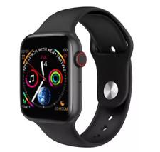 Smartwatch Bluetooth Q19 Temperatura Cardio Notifiche Chiamata Calorie Vocale