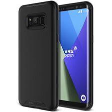 Samsung Galaxy S8 Case, VRS Design [Black] Ultra Slim Protective GalaxyS8 Case