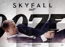 SKYFALL - JAMES BOND 007 - DANIEL CRAIG - RARE 8 PANELS POSTER - HUGE BILLBOARD