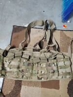 MULTICAM MOLLE II TACTICAL ASSAULT PANEL TAP SYSTEM