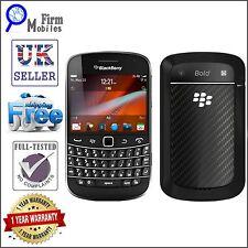 Blackberry Bold 9900 - 8GB-Negro (Desbloqueado) Teléfono Inteligente (PRD-39472-020) Grado A
