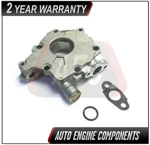 Oil Pump Fits INFINITI 02-13 3.5L VQ35DE DOHC 24V