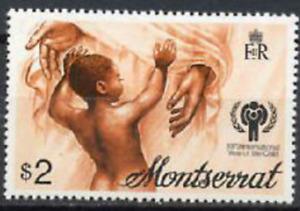 Montserrat - 1979 - Sc 405 - Intnl Year of The Child MNH