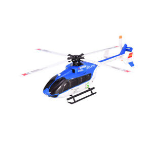 Wltoys XK EC145 K124 6CH 3D 6G Brushless Motor RC Helicopter Aircraft Drone BNF