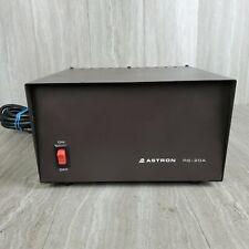 Astron RS-20A Tabletop Linear 20 Amp Power Supply