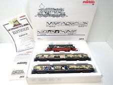 Personenzug Pop-Train, BR E 04 mit 2 Wagen,Märklin HO,2872,SoMo 1995,OVP,TOP,UW