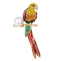 Fashion Lady Brooch Pin Rhinestone Brooches Women Jewelry Garment Accessories Z