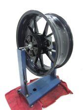BMW S1000RR Rear Rim Wheel straight OEM 09 10 11 12 13 14 15