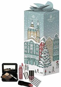 Adventskalender Kosmetik MakeUp Schminke Nagellack Damen Mädchen Parfümerie Haus
