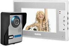 Sonnette Cadrim Interphone Vidéo Sonnette 7 pouces TFT LCD Surveillance
