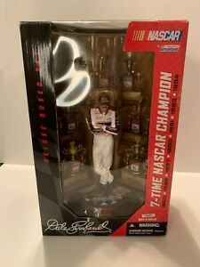 NASCAR Dale Earnhardt 7 Time Champion With Trophies Figure