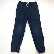 old navy youth buys medium cargo jogger pants