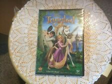 New Disney TANGLED.  DVD.