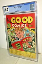 All Good Comics #NN, CGC 6.0, Off-White Pages