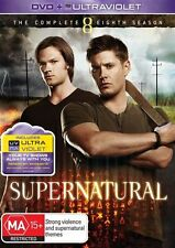 Supernatural Season 8 : NEW DVD