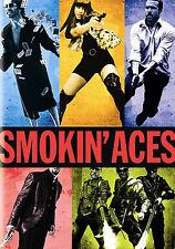 Smokin Aces (DVD, 2007, Full Frame) NEW