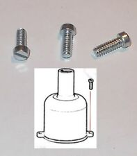 "3 Dashpot Screws for HS2 1¼"" SU Carburettor on Austin Healey Sprite Mk3 1964-66"