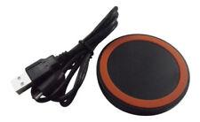 Cargadores, bases y docks naranja para teléfonos móviles y PDAs Universal
