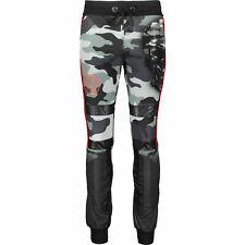 "100% Authentic PHILIPP PLEIN ""Raitaro"" Camouflage Skull Trousers Pants Size M"
