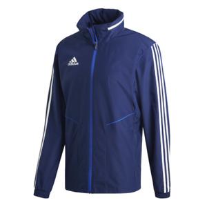 adidas Herren Allwetterjacke TIRO 19  Dark Blue White DT5417