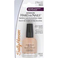 Sally Hansen Advanced Hard As Nails Strength Treatment With Nylon, Choose Shade