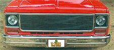 For 1969-1980 GMC Chevrolet Polished Aluminum Grille