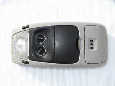 2002-2005 Ford Explorer Limited gray overhead roof console rear HVAC & homelink