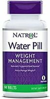 Water Pill Weight Loss Shed Water Weight 60 Tablets Diuretic