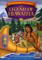 THE LEGEND OF HIAWATHA - A STORYBOOK CLASSIC (DVD)