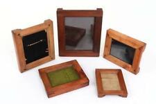 5 x Vintage ~ Camera Negative Film Masking / Printing Frames               #1368