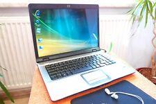 HP Dv6000 l mit EXTRAS l 15 Zoll HD Robustes Surf Notebook l Windows Vista DVDRW