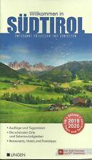 Reiseführer Südtirol Bozen Meran Welsberg mit Landkarte 2019/2020 BRIEFVERSAND